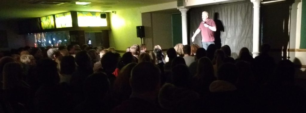 chorlton comedy club
