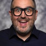 Justin Moorhouse Didsbury comedy