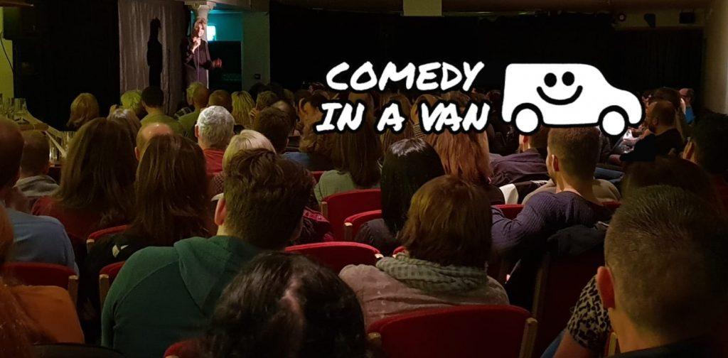 Comedy In A Van