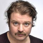 Glenn Wool Glossop comedy